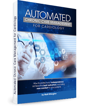 Automated chronic care management for cardiology book